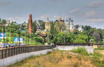Достопримечательности Москвы и Мурома