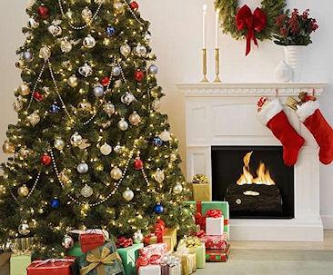 Изысканное оформление вашей новогодней елки