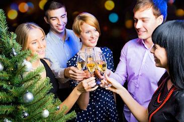 Поздравления с Новым 2015 годом коллегам