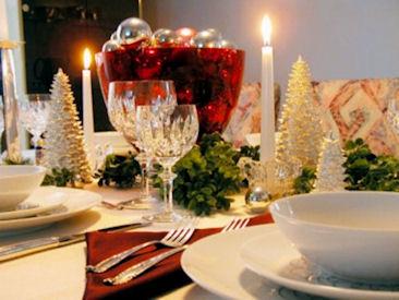 Что накрыть на стол в Новый 2015 год Козы
