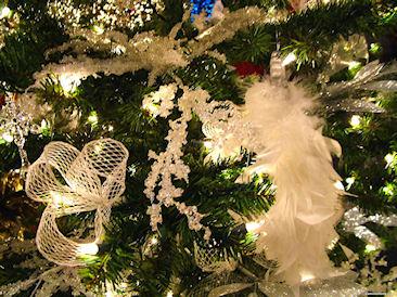Украшения на Новый 2015 год своими руками